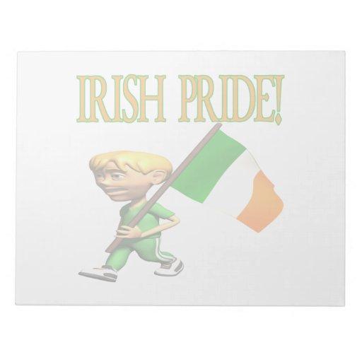 Irish Pride Scratch Pads