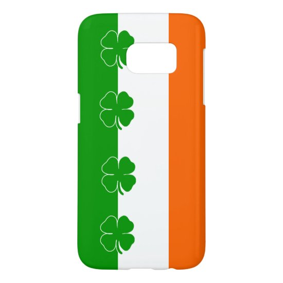 [Irish Pride] Shamrock Flag Samsung Galaxy S7 Case