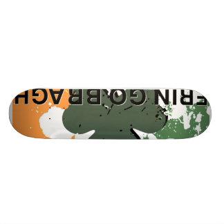 Irish Pride Custom Skateboard