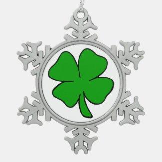 Irish Christmas Ornaments Personalized