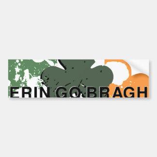 Irish Pride Sticker Bumper Stickers
