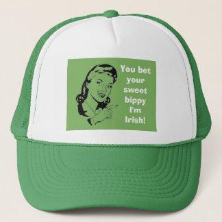 Irish Pride - Sweet Bippy Hats! Trucker Hat