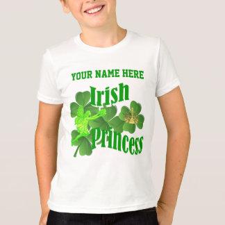 Irish princess and fairy T-Shirt