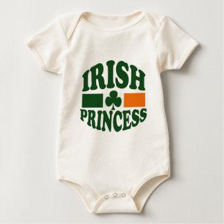 Irish Princess Baby Bodysuit