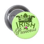 Irish Princess Buttons