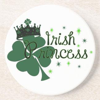 Irish princess coaster