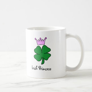 irish princess coffee mug
