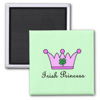 irish princess crown magnets