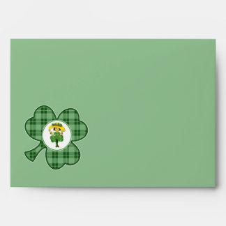 Irish Princess Envelope