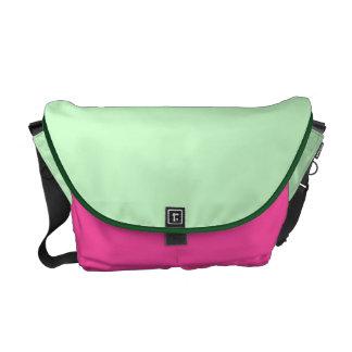 Irish Princess in Pink Messenger Bag