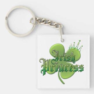 Irish Princess Keychain