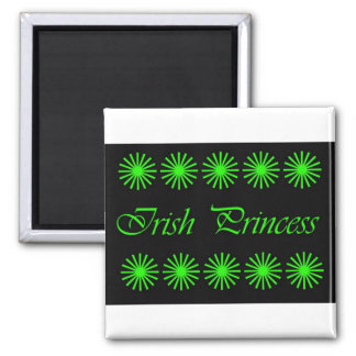 IRISH PRINCESS magnet