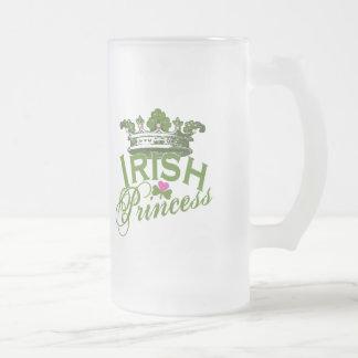 Irish Princess Coffee Mugs