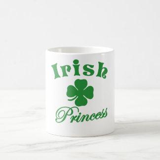 Irish Princess Classic White Coffee Mug