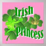 Irish princess poster