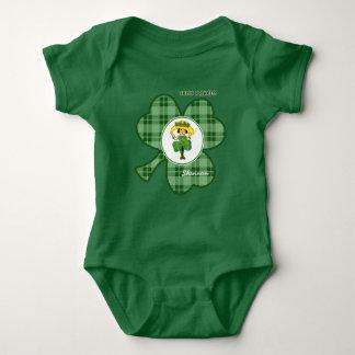 Irish Princess . St. Patrick's Day Baby Bodysuits