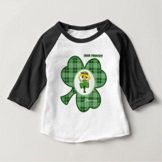 Irish Princess . St. Patrick's Day Baby T-Shirts