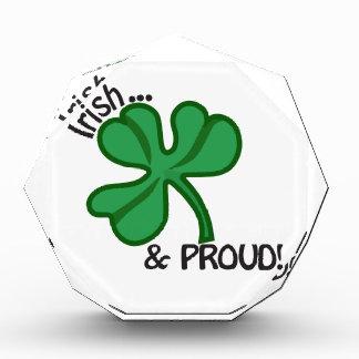 Irish & Proud Acrylic Award