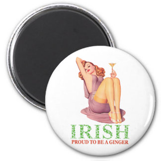 IRISH - Proud to be a Ginger Magnet