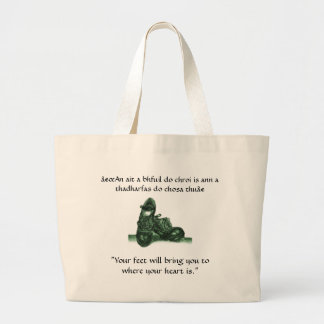 Irish Proverb Bag