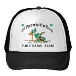 Irish Pub Crawl Team Mesh Hat
