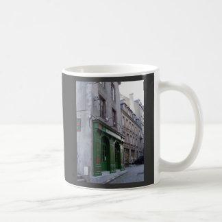 Irish Pub in St. Malo, France Coffee Mug