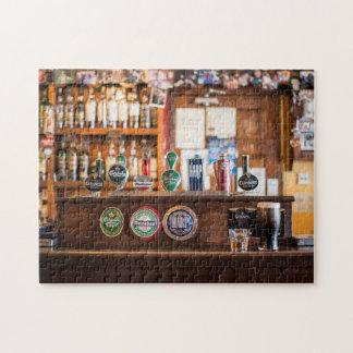 Irish Pub Puzzle