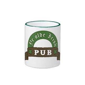 Irish Pub Ringer Mug