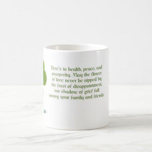 Irish quote 03 mug