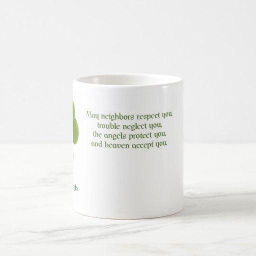 Irish quote 25 mug