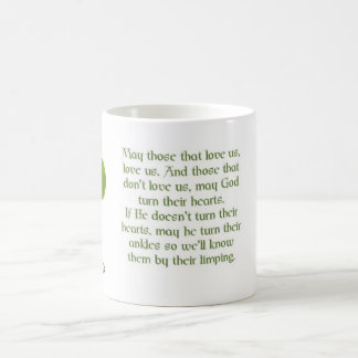 Irish quote 28 mug