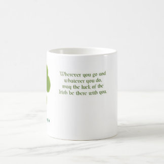 Irish quote 32 mug blank