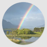 Irish Rainbow Sticker