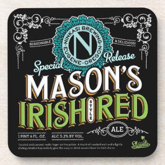 Irish Red Ale Drink Coasters
