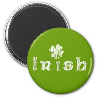 Irish Refrigerator Magnet