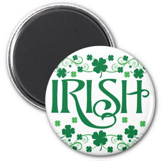 Irish Refrigerator Magnets