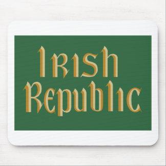 Irish Republic Flag Mouse Mats