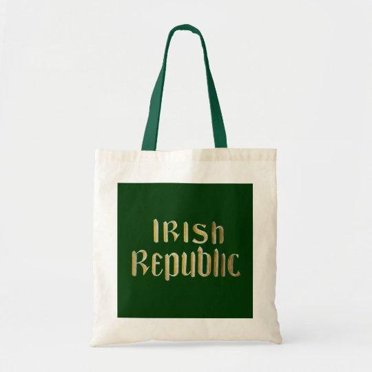 Irish Republic Tote Bag