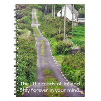 Irish Road Notebook