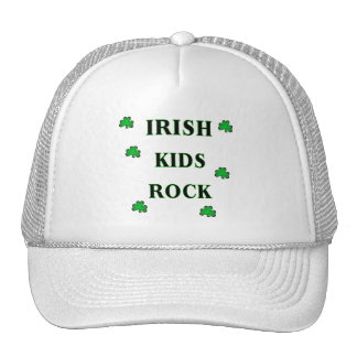 Irish Rock Trucker Hat