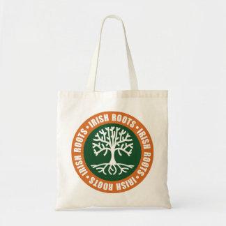 Irish Roots Canvas Bags