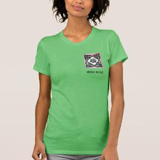 Irish Rose Ladies T shirt