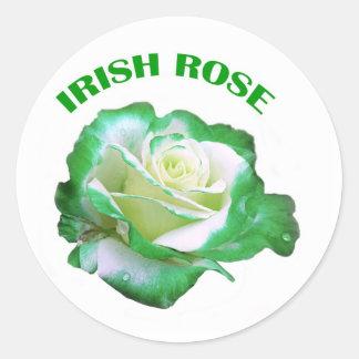 Irish Rose sticker