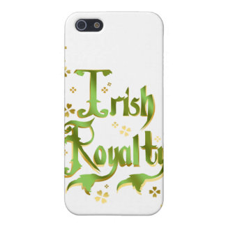 Irish Royalty iPhone SE/5/5s Cover