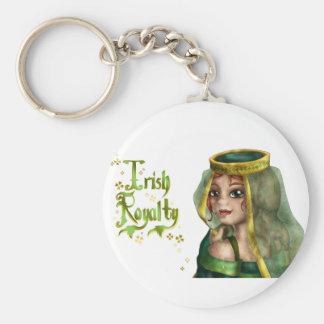 Irish Royalty Keychain