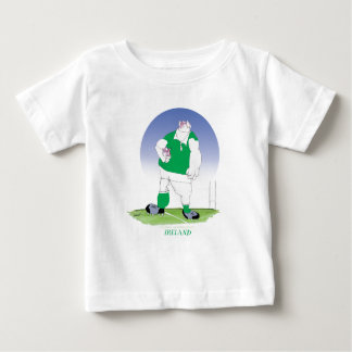 irish rugby player, tony fernandes shirts