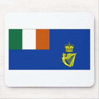 Irish Sailing Flag Mouse Pads