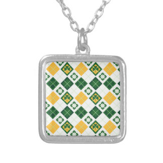 Irish Saint Patrick's Day pattern Pendants