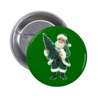 Irish Santa Pin
