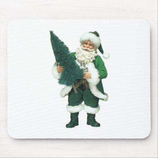 Irish Santa Mouse Pad